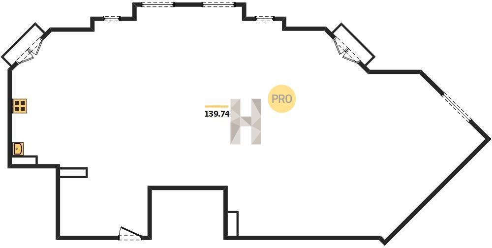4-комнатная квартира в ЖК Грибовский лес